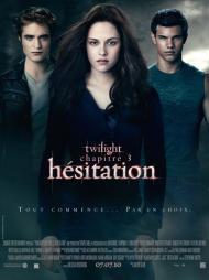 Affiche du film Twilight - Chapitre 3 : hésitation