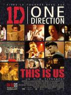 Affiche du film One Direction : This is us