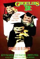Affiche du film Ghoulies III : Ghoulies go to college