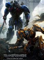 Affiche du film Transformers 5 : The Last Knight
