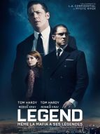 Affiche du film Legend