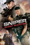 Affiche du film Sniper 6 - Ghost Shooter