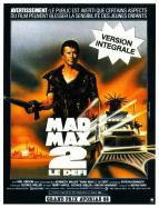 Affiche du film Mad Max 2: The Road Warrior