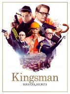 Affiche du film Kingsman : Services secrets