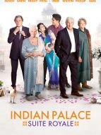 Affiche du film Indian Palace - Suite Royale