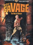 Doc Savage : The man of bronze
