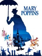 Affiche du film Mary Poppins
