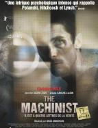 Affiche du film The Machinist