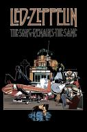 Affiche du film Led Zeppelin : the song remains the same