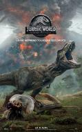 Affiche du film Jurassic World : Fallen Kingdom