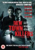 Affiche du film New Town Killers