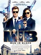 Affiche du film Men in Black : International