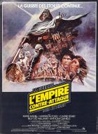 Affiche du film Star Wars Épisode V : L'Empire contre-attaque