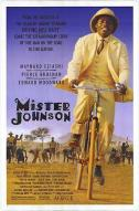 Affiche du film Mister Johnson