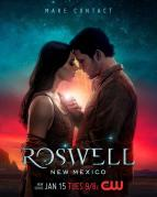 Affiche du film Roswell, New Mexico (Série)