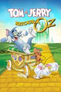 Affiche du film Tom & Jerry : Retour à Oz