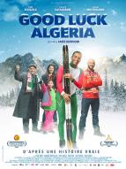 Affiche du film Good Luck Algeria