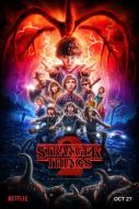 Affiche du film Stranger Things (Série)