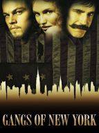 Affiche du film Gangs of New York