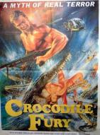 Affiche du film Crocodile Fury