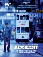 Affiche du film Accident