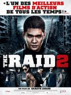 Affiche du film The Raid 2 : Berandal