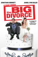 Affiche du film The big divorce