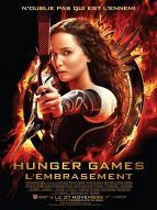Affiche du film Hunger Games : L'Embrasement