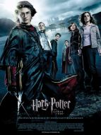 Affiche du film Harry Potter et la Coupe de feu
