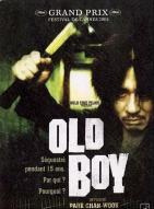 Affiche du film Old Boy