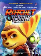 Affiche du film Ratchet & Clank : le Film