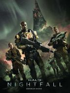 Affiche du film Halo : Nightfall (Série)
