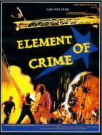 Affiche du film Element of crime