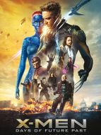 Affiche du film X-Men : Days of Future Past