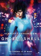 Affiche du film Ghost in the Shell