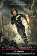 Affiche du film Resident Evil: Retribution