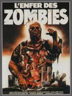 Affiche du film L'Enfer des zombies