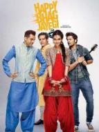Affiche du film Happy Bhag Jayegi