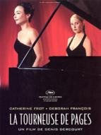 Affiche du film Tourneuse de pages (La)