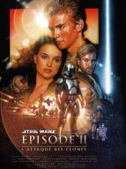 Affiche du film Star Wars : Episode II - L'Attaque des clones