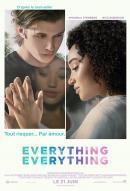 Affiche du film Everything, Everything