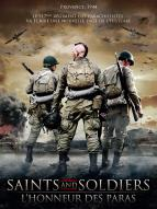 Affiche du film Saints and Soldiers : L'honneur des Paras