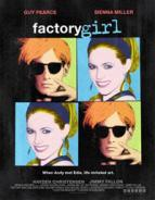 Affiche du film Factory girl