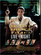 Affiche du film Live By Night