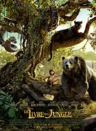Affiche du film Le Livre de la jungle