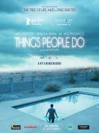 Affiche du film Things People do