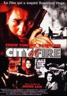 Affiche du film City on Fire