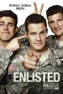 Affiche du film Enlisted  (Série)
