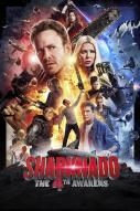 Affiche du film Sharknado : The 4th Awakens