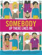 Affiche du film Somebody up there likes me